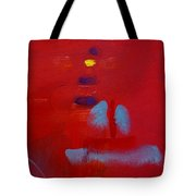 Passing The Lighthouse Tote Bag