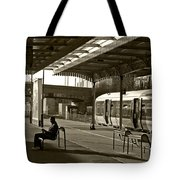 Passing The Time Again Tote Bag