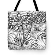 Passing Time 47 Tote Bag