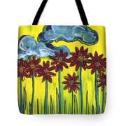 Passing Time 64 Tote Bag