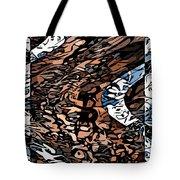 Passing Wave Tote Bag