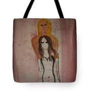 Passion And Blood Tote Bag