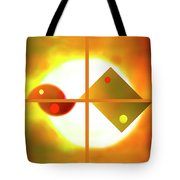 Passion And Power Tote Bag
