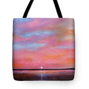 Passion Beach Tote Bag
