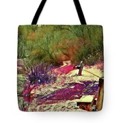 Passion Colors Everything  Tote Bag