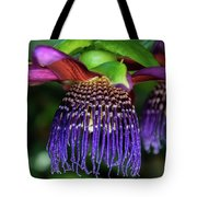 Passion Flower Ver. 10 Tote Bag