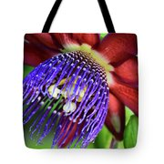 Passion Flower Ver. 11 Tote Bag