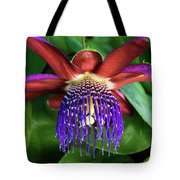 Passion Flower Ver. 13 Tote Bag