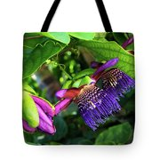 Passion Flower Ver. 14 Tote Bag