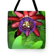 Passion Flower Ver. 15 Tote Bag