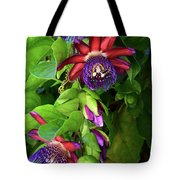 Passion Flower Ver. 16 Tote Bag