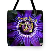 Passion Flower Ver. 4 Tote Bag