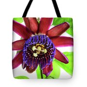 Passion Flower Ver. 5 Tote Bag