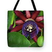 Passion Flower Ver. 8 Tote Bag