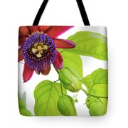 Passion Flower Ver. 9 Tote Bag