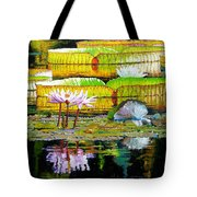 Passion For Color Tote Bag