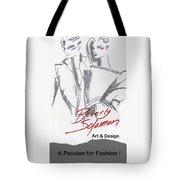 Passion For Fashion Tote Bag
