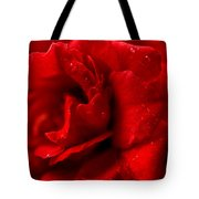 Passion For Flowers. Sensual Petals Tote Bag