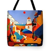 Passion For Life Spain Tote Bag