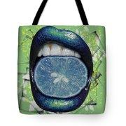 Passion Fruit Tote Bag