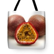 Passion Fruits Tote Bag by Fabrizio Troiani