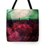 Passion In The Desert Tote Bag by MB Dallocchio