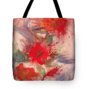 Passion In Three Tote Bag