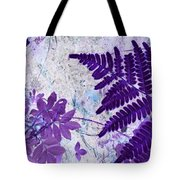 Passion Of Purple Tote Bag