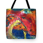 Passion Of The Summer Tote Bag