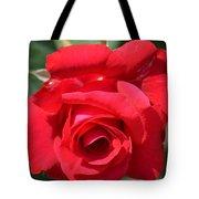 Passion Rose Tote Bag