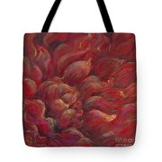 Passion V Tote Bag