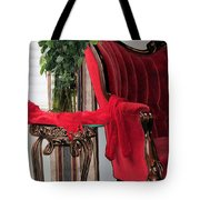 Passionate Afternoon Tote Bag