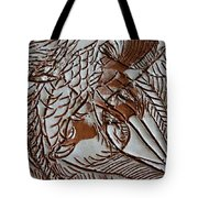 Passions - Tile Tote Bag