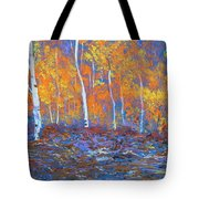 Passions Of Fall Tote Bag