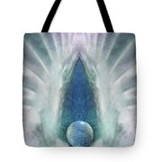 Passion's Pearl Tote Bag