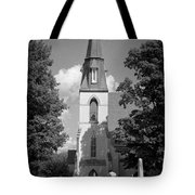 Past Congregation Tote Bag