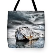 Past Glory Tote Bag