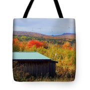 Past, Present And The Future Tote Bag