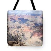 Pastel Canyon Tote Bag