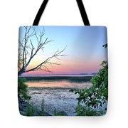 Pastel Clear Lake 3 Tote Bag