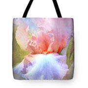 Pastel Iris Pleasure Tote Bag