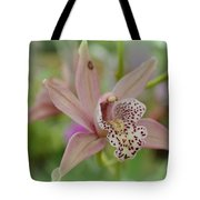 Pastel Orchid Tote Bag