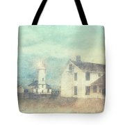 Pastel Point Wilson Light Tote Bag