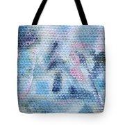 Pastel Promontory Tote Bag