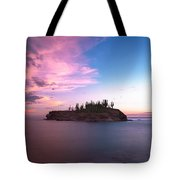 Pastel Sunset Tote Bag