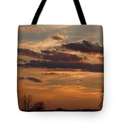 Pastel Sunset Tote Bag