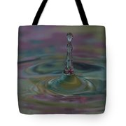 Pastel Water Sculpture 8 Tote Bag