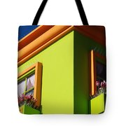 Pastle Corners Tote Bag