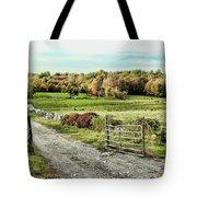 Pastoral Scene Tote Bag