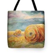 Pasture Ornament Tote Bag